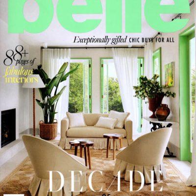 Japanese Secateurs as seen in Belle Magazine