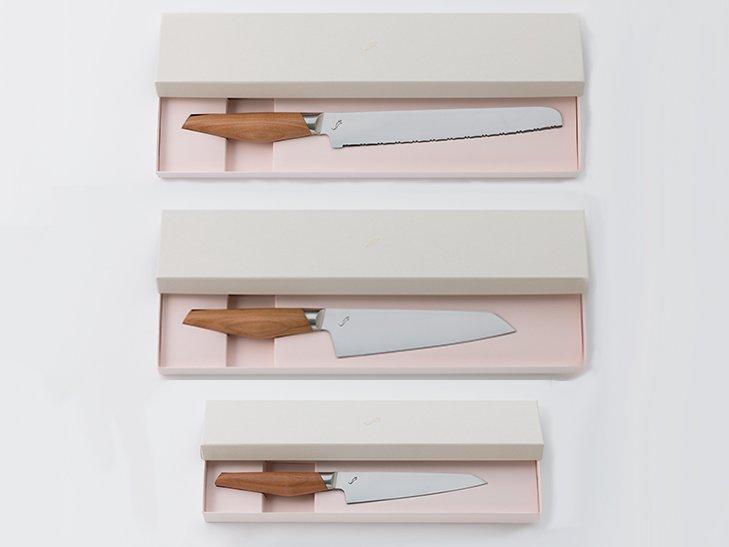 Kasane Japanese Knife Set in Boxes