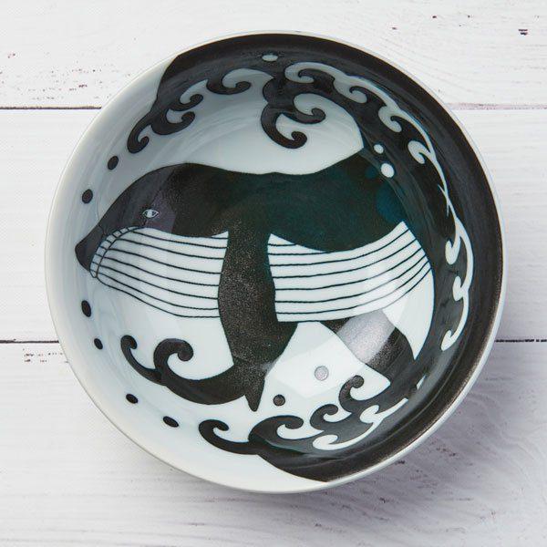 Ramen Bowl Whale