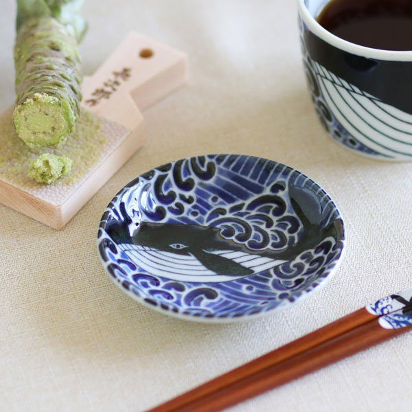 Small Soy Sauce Plate
