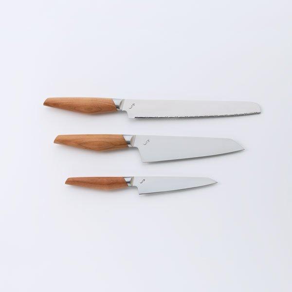 Kasane Knife Set of Three
